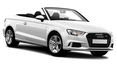 audi car hire in spain