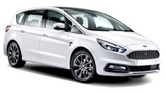 hire ford s-max spain