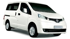 hire nissan nv200 spain