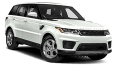 hire range rover sport spain