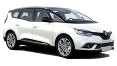 hire renault grand scenic spain