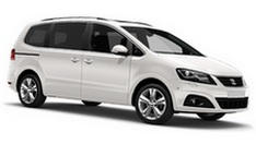 hire seat alhambra spain